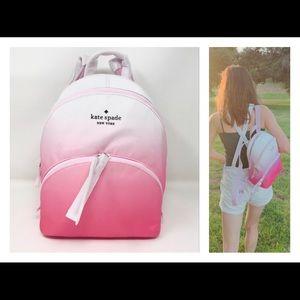 Kate Spade karissa nylon medium backpack